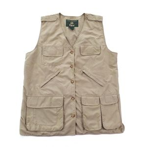 Orvis Fishing Vest - Button Up - Lightweight - M